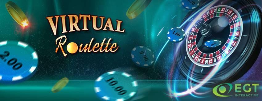 виртуалнатта рулетка на EGT
